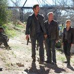 Pictured: (l-r) David Lyons as Sebastian Monroe, Stephen Collins as Dr. Gene Porter, Elizabeth Mitchell as Rachel Matheson -- (Photo by: Felicia Graham/NBC/NBCU Photo Bank)