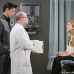 EJ and Abigail meet with a private doctor to determine whether she's pregnant.