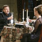 Kate finally makes good on her promise to have dinner with Stefano.
