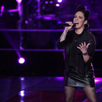 "THE VOICE -- ""Battle Rounds"" Episode 607 -- Pictured: Kat Perkins -- (Photo by: Tyler Golden/NBC)"