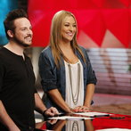"THE VOICE -- ""Team Shakira Battle Reality"" -- Pictured: (l-r)  -- (Photo by: Trae Patton/NBC)"