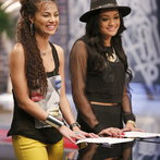 "THE VOICE -- ""Team Usher Battle Reality"" -- Pictured: (l-r)  -- (Photo by: Trae Patton/NBC)"