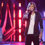 "THE VOICE -- ""Battle Rounds"" Episode 608 -- Pictured: Morgan Wallen -- (Photo by: Tyler Golden/NBC)"