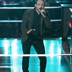 "THE VOICE -- ""Battle Rounds"" Episode 608 -- Pictured: Jeremy Briggs -- (Photo by: Tyler Golden/NBC)"