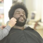 Questlove appears as an unidentified dead body in the medical examiner's office.