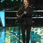 "THE VOICE -- ""Battle Rounds"" Episode 609 -- Pictured: Josh Murley -- (Photo by: Tyler Golden/NBC)"