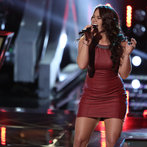"THE VOICE -- ""Battle Rounds"" Episode 609-- Pictured: Tess Boyer -- (Photo by: Tyler Golden/NBC)"
