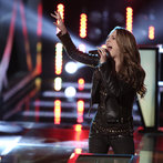 "THE VOICE -- ""Battle Rounds"" Episode 609-- Pictured: Bria Kelly -- (Photo by: Tyler Golden/NBC)"