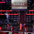 """THE VOICE -- """"Battle Rounds"""" -- Pictured: (l-r)  -- (Photo by: Tyler Golden/NBC)"""
