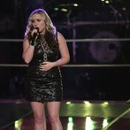 "THE VOICE -- ""Battle Rounds"" Episode 610 -- Pictured: Cary Laine -- (Photo by: Tyler Golden/NBC)"