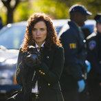 "HANNIBAL -- ""Mukozuke"" Episode 205 -- Pictured:  Lara Jean Chorostecki as Freddie Lounds -- (Photo by: Brooke Palmer/NBC)"