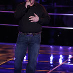 "THE VOICE -- ""Battle Round 2"" Episode 611 -- Pictured: Jake Worthington -- (Photo by: Tyler Golden/NBC)"
