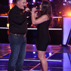 "THE VOICE -- ""Battle Round 2"" Episode 611 -- Pictured: (l-r) Jake Worthington, Tess Boyer -- (Photo by: Tyler Golden/NBC)"