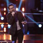 """THE VOICE -- """"Battle Round 2"""" Episode 611 -- Pictured: Josh Kaufman -- (Photo by: Tyler Golden/NBC)"""