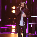 """THE VOICE -- """"Battle Round 2"""" Episode 611 -- Pictured: Patrick Thomson -- (Photo by: Tyler Golden/NBC)"""