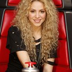 "THE VOICE -- ""Battles Round 2"" -- Pictured: Shakira -- (Photo by: Trae Patton/NBC)"