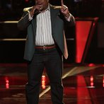 "THE VOICE -- ""Battle Round 2"" Episode 612 -- Pictured: Biff Gore -- (Photo by: Tyler Golden/NBC)"