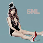 Anna Kendrick hosts Saturday Night Live with musical guest Pharrell Williams on April 5, 2014!