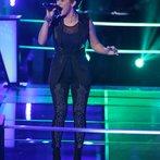 """THE VOICE -- """"Battle Round 2"""" Episode 613 -- Pictured: Clarissa Serna  -- (Photo by: Tyler Golden/NBC)"""