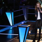 """THE VOICE -- """"Battle Round 2"""" Episode 613 -- Pictured: Bria Kelly  -- (Photo by: Tyler Golden/NBC)"""