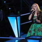 """THE VOICE -- """"Battle Round 2"""" Episode 613 -- Pictured: Madilyn Paige  -- (Photo by: Tyler Golden/NBC)"""