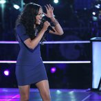 "THE VOICE -- ""Battle Round 2"" Episode 613 -- Pictured: Brittnee Camelle -- (Photo by: Tyler Golden/NBC)"