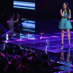 """THE VOICE -- """"Playoffs"""" Episode 614 -- Pictured:  Audra McLaughlin -- (Photo by: Tyler Golden/NBC)"""