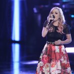 """THE VOICE -- """"Playoffs"""" Episode 614 -- Pictured:  Madilyn Paige -- (Photo by: Tyler Golden/NBC)"""