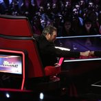 "THE VOICE -- ""Playoffs"" -- Pictured: (l-r)  -- (Photo by: Tyler Golden/NBC)"