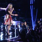 "THE VOICE -- ""Playoffs"" Episode 614 -- Pictured:  Madilyn Paige -- (Photo by: Tyler Golden/NBC)"