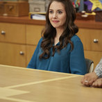 """COMMUNITY -- """"Basic Story"""" -- Pictured: Alison Brie as Annie Edison -- (Photo by: Ben Cohen/NBC)"""