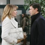 Eric informs Marlena he is going to marry Nicole.