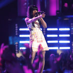 "THE VOICE -- ""Playoffs"" -- Pictured: Deja Hall  -- (Photo by: Trae Patton/NBC)"