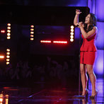 "THE VOICE -- ""Playoffs"" -- Pictured: Tess Boyer -- (Photo by: Trae Patton/NBC)"
