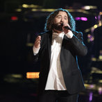 "THE VOICE -- ""Playoffs"" -- Pictured:  Patrick Thomson -- (Photo by: Tyler Golden/NBC)"