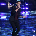 "THE VOICE -- ""Playoffs"" -- Pictured: Jake Barker -- (Photo by: Tyler Golden/NBC)"