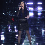"""THE VOICE -- """"Playoffs"""" -- Pictured: Kat Perkins -- (Photo by: Tyler Golden/NBC)"""
