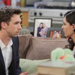 Gabi and Nick meet with Aiden to draw up their custody agreement.
