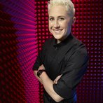 THE VOICE -- Season: 6 -- Pictured: Kristen Merlin -- (Photo by: Paul Drinkwater/NBC)