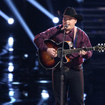 "THE VOICE -- ""Live Show"" -- Pictured: Jake Worthington -- (Photo by: Tyler Golden/NBC)"