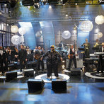 The Tonight Show with Jay Leno and The Voice