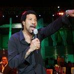 US soul singer Lionel Ritchie performs d