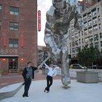 Me and Joe Castillo :)