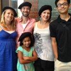 Maria Kids & Bryan