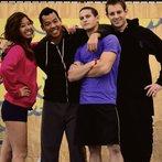 Sarah, Bryan, Daniel, and Kyle!