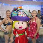 Lola with Cassie Sandou & Shannon Maguire