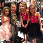 A+CH and Anna Graceman Tryin' on Dresses in Vegas