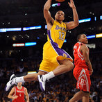 Houston Rockets v Los Angeles Lakers, Game 1
