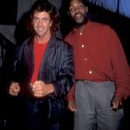 Mel Gibson and Danny Glover File Photos  - 1987