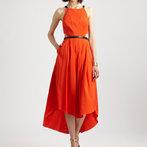 Hunter's Midi Dress